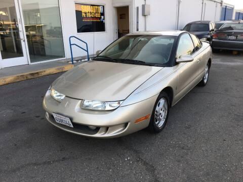1999 Saturn S-Series for sale at Safi Auto in Sacramento CA