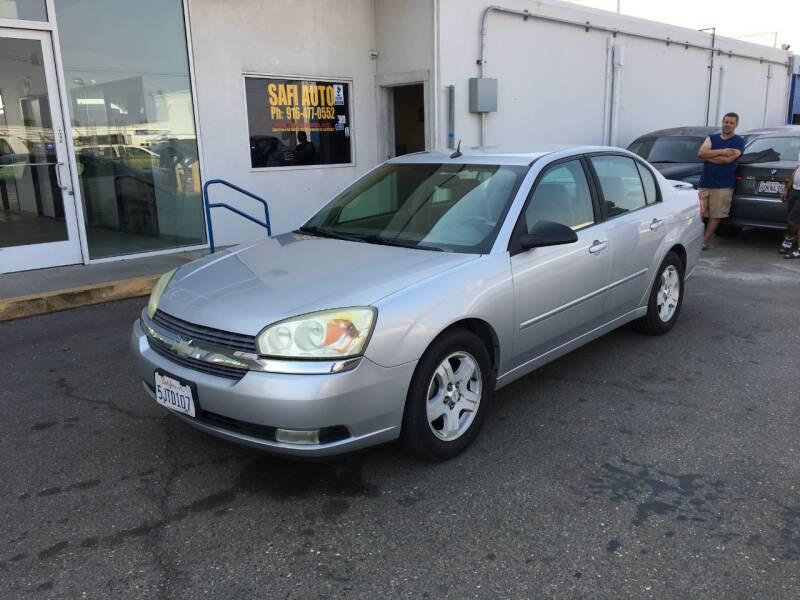 2004 Chevrolet Malibu for sale at Safi Auto in Sacramento CA