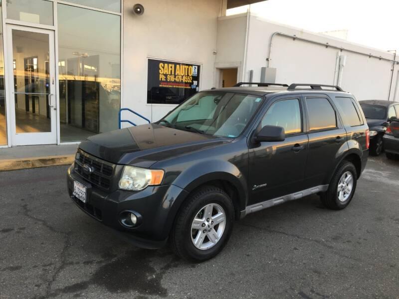 2009 Ford Escape Hybrid for sale at Safi Auto in Sacramento CA
