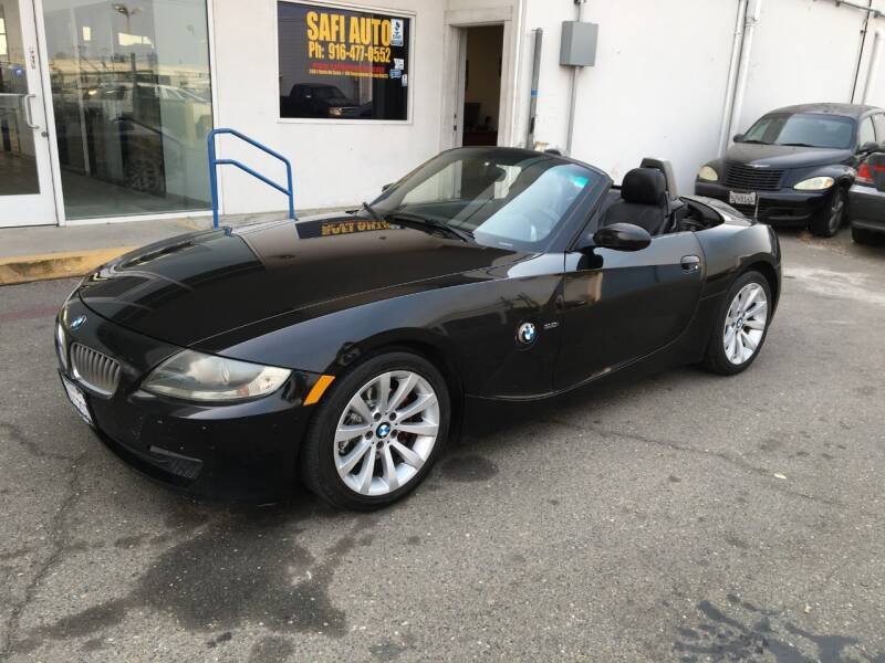 2007 BMW Z4 for sale at Safi Auto in Sacramento CA
