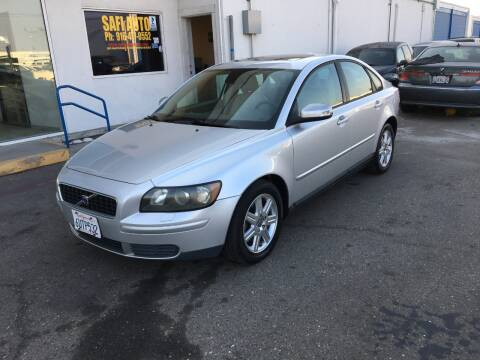 2007 Volvo S40 for sale at Safi Auto in Sacramento CA