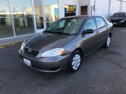 2008 Toyota Corolla for sale at Safi Auto in Sacramento CA