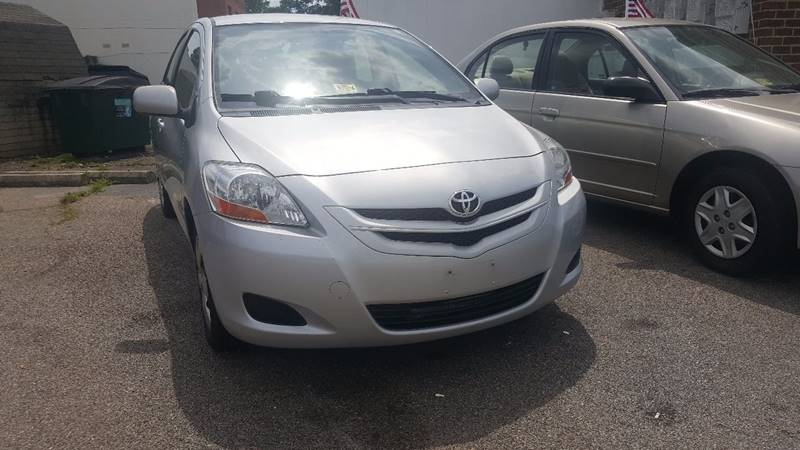 2007 Toyota Yaris 4dr Sedan (1.5L I4 4A) - Richmond VA