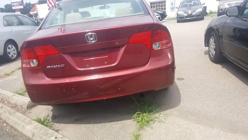 2007 Honda Civic LX 4dr Sedan (1.8L I4 5A) - Richmond VA