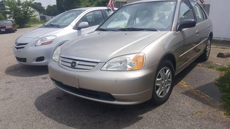 2003 Honda Civic LX 4dr Sedan - Richmond VA