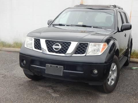 2006 Nissan Pathfinder for sale in Richmond, VA