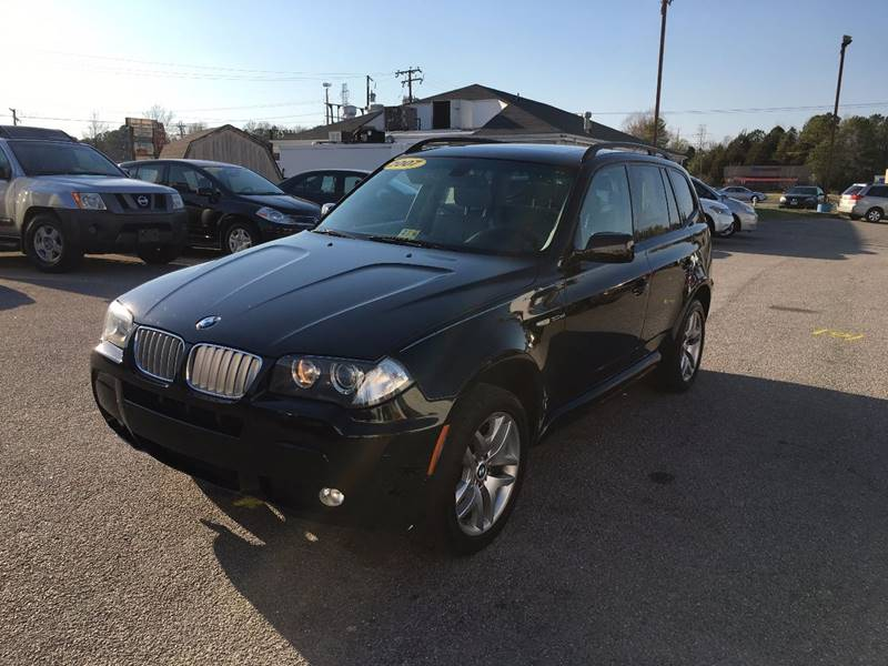 2007 BMW X3 AWD 3.0si 4dr SUV - Richmond VA