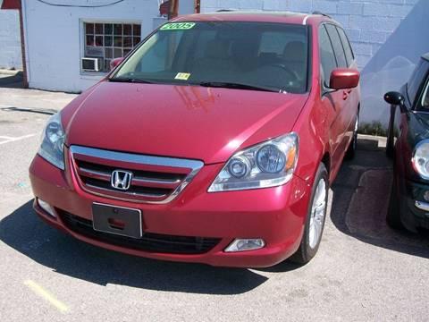 2005 Honda Odyssey for sale in Richmond, VA