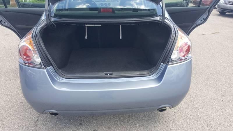 2012 Nissan Altima 2.5 S 4dr Sedan - Richmond VA