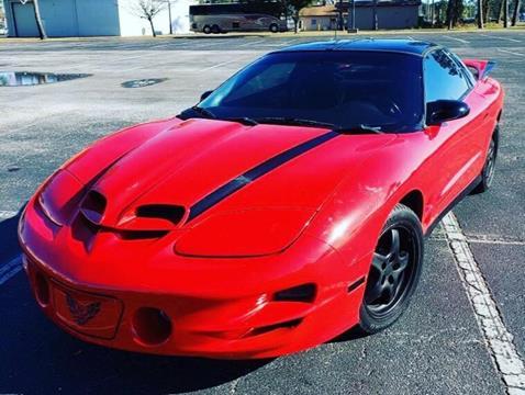 2002 Pontiac Firebird for sale in Pensacola, FL