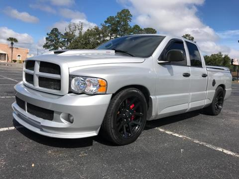 Used Dodge Ram Pickup 1500 Srt 10 For Sale Carsforsale Com