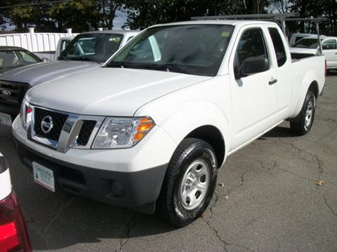 2015 Nissan Frontier for sale in Maynard, MA