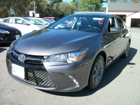 2017 Toyota Camry for sale in Maynard, MA