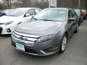 2012 Ford Fusion for sale in Maynard, MA