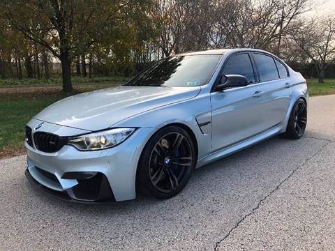 2015 M3 For Sale >> 2015 Bmw M3 For Sale In Philadelphia Pa