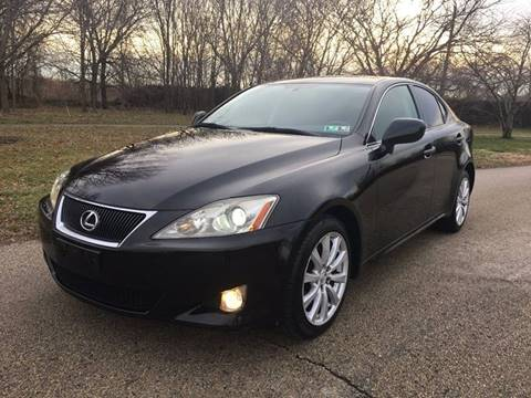 2008 Lexus IS 250 for sale in Philadelphia, PA
