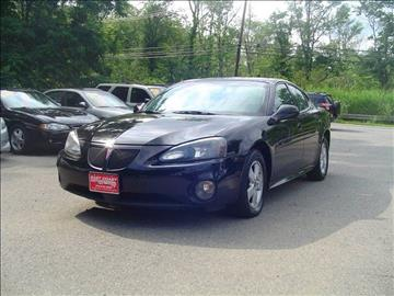2006 Pontiac Grand Prix for sale at East Coast Motors in Lake Hopatcong NJ