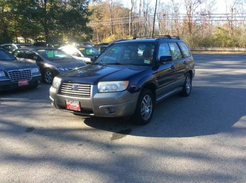 2006 Subaru Forester for sale in Lake Hopatcong, NJ