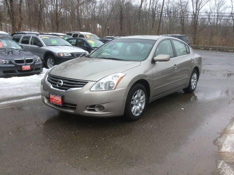 2012 Nissan Altima 2.5 S In Lake Hopatcong NJ - East Coast Motors