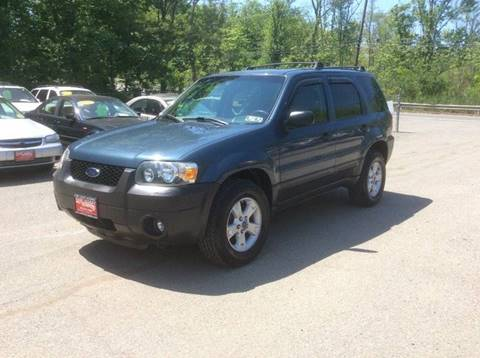 2006 Ford Escape for sale at East Coast Motors in Lake Hopatcong NJ
