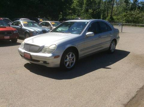 2003 Mercedes-Benz C-Class for sale at East Coast Motors in Lake Hopatcong NJ