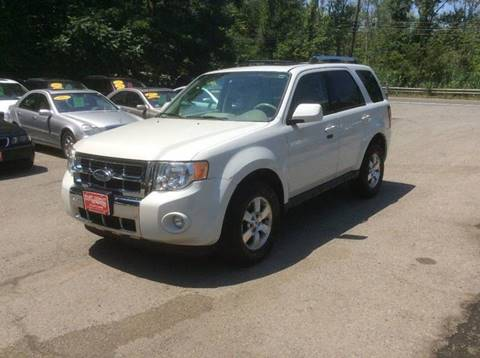 2009 Ford Escape for sale at East Coast Motors in Lake Hopatcong NJ