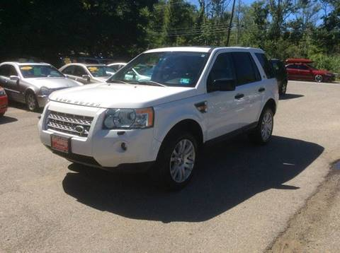 2008 Land Rover LR2 for sale at East Coast Motors in Lake Hopatcong NJ