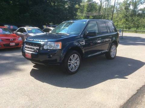 2009 Land Rover LR2 for sale at East Coast Motors in Lake Hopatcong NJ