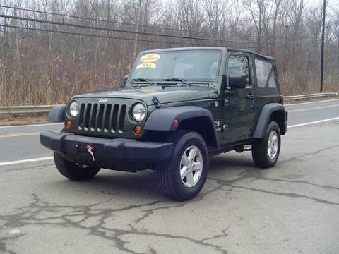 2008 Jeep Wrangler for sale in Lake Hopatcong, NJ