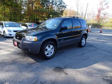 2002 Ford Escape for sale in Lake Hopatcong, NJ
