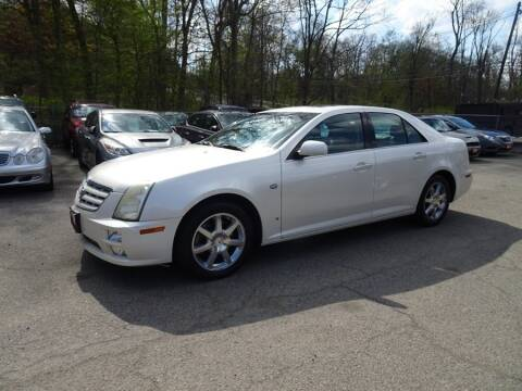 2007 Cadillac STS V6 for sale at East Coast Motors in Lake Hopatcong NJ