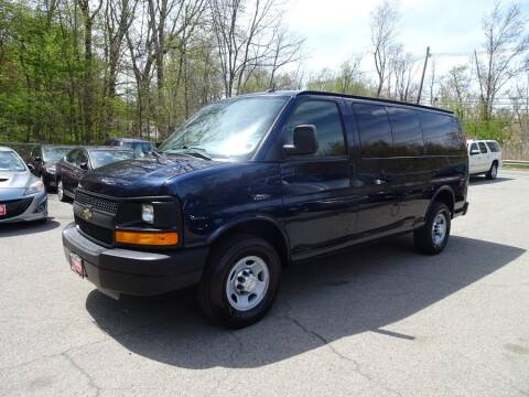 2015 Chevrolet Express Passenger LS 3500 for sale at East Coast Motors in Lake Hopatcong NJ