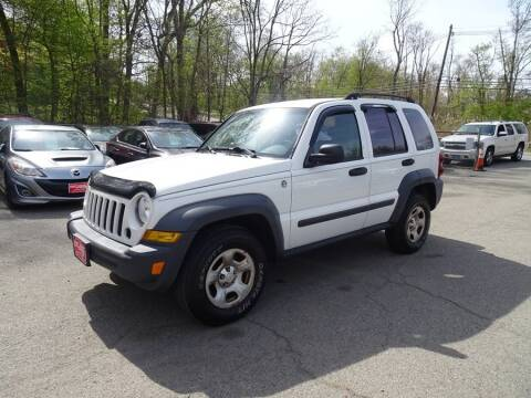 2007 Jeep Liberty Sport for sale at East Coast Motors in Lake Hopatcong NJ