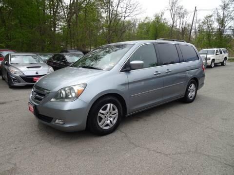 2006 Honda Odyssey EX for sale at East Coast Motors in Lake Hopatcong NJ
