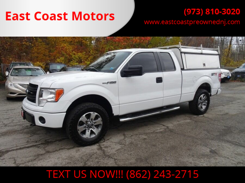 2014 Ford F-150 for sale at East Coast Motors in Lake Hopatcong NJ