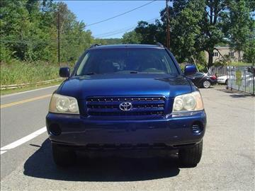 2002 Toyota Highlander for sale in Lake Hopatcong, NJ
