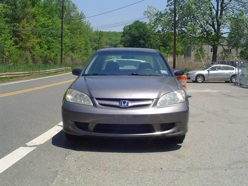 2004 Honda Civic For Sale At East Coast Motors In Lake Hopatcong NJ
