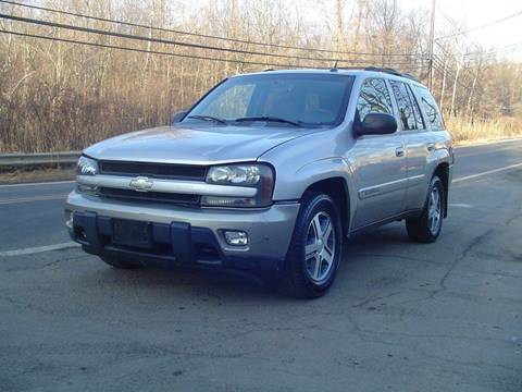 2004 Chevrolet TrailBlazer for sale in Lake Hopatcong, NJ