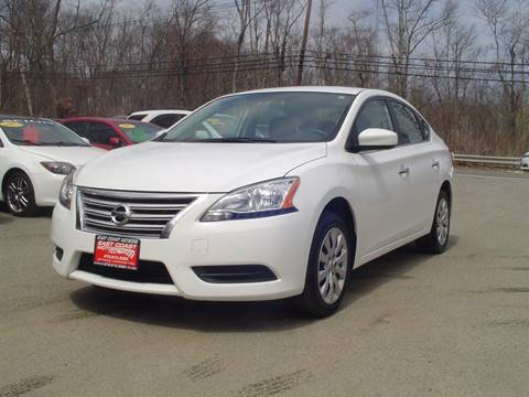 2015 Nissan Sentra for sale in Lake Hopatcong, NJ