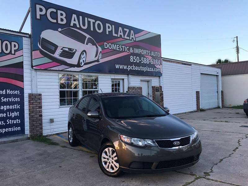 2010 Kia Forte EX 4dr Sedan 4A   Panama City Beach FL