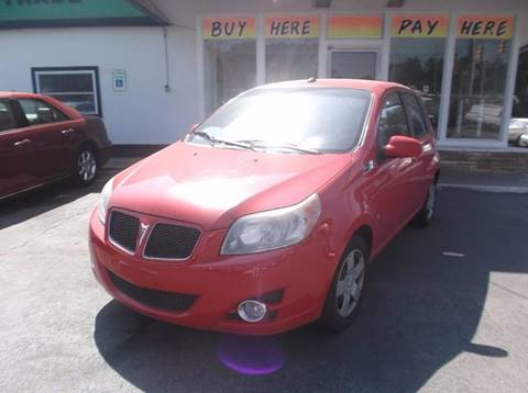 2009 Pontiac G3 for sale in Charlotte, NC