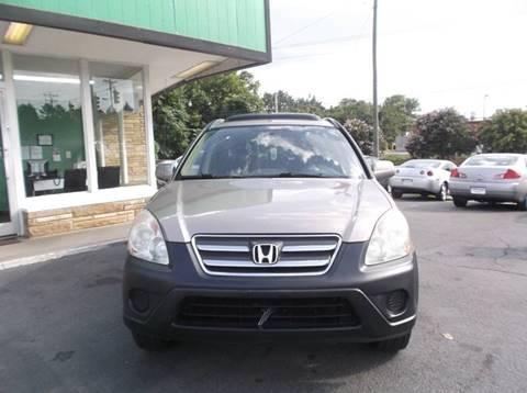 2006 Honda CR-V for sale in Charlotte, NC
