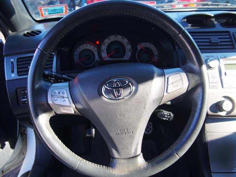 2007 Toyota Camry Solara Sport V6 2dr Convertible - North Plainfield NJ
