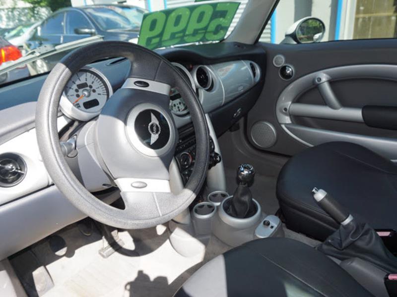 2002 MINI Cooper 2dr Hatchback - North Plainfield NJ