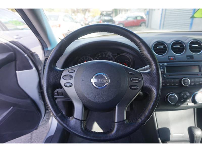 2010 Nissan Altima 3.5 SR 4dr Sedan - North Plainfield NJ