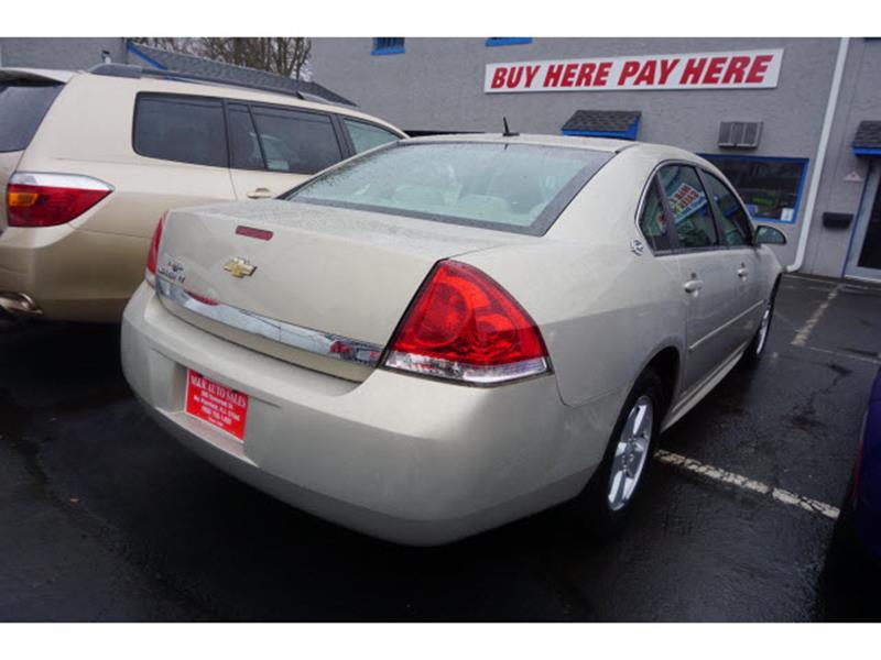 2009 Chevrolet Impala LT 4dr Sedan - North Plainfield NJ