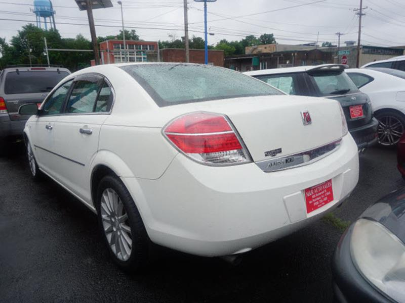 2007 Saturn Aura XR 4dr Sedan - North Plainfield NJ