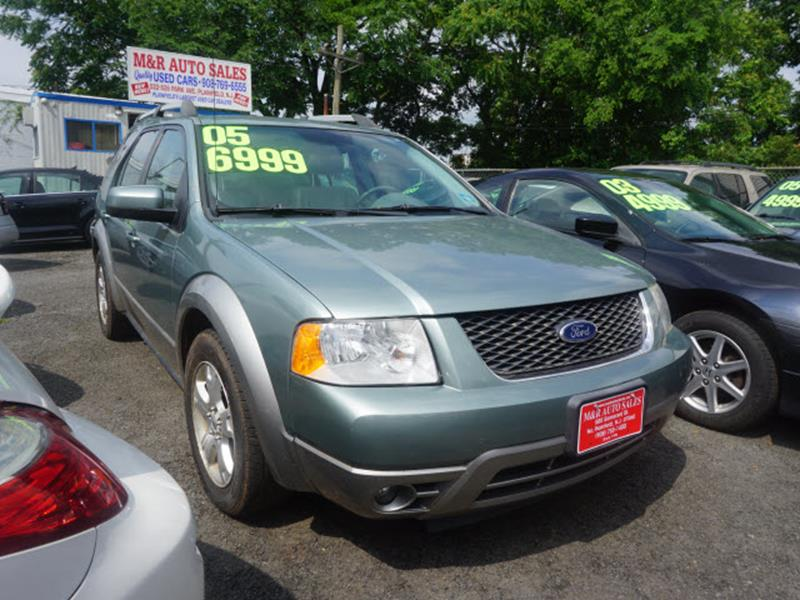 Ford Freestyle 2005 SEL AWD 4dr Wagon