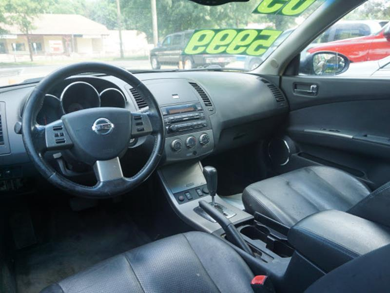 2005 Nissan Altima 2.5 SL 4dr Sedan - North Plainfield NJ
