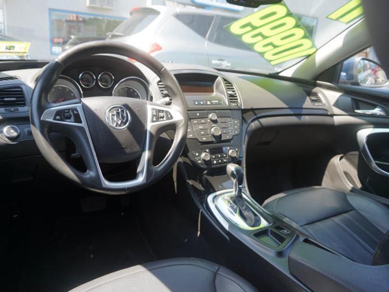 2011 Buick Regal CXL 4dr Sedan w/RL1 - North Plainfield NJ